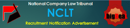 NCLT Recruitment 2017 Application Form