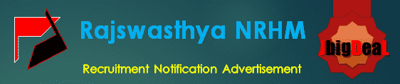 Rajswasthya NRHM Rajasthan Community Health Officer Recruitment 2020 Online Application Form