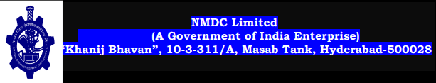 NMDC Limited Recruitment 2018 Online Application Form