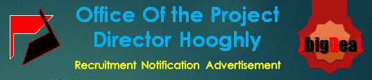 Office Of the Project Director Hooghly Recruitment 2017 Application Form