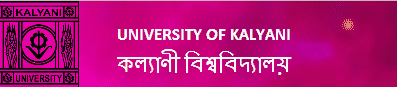 Kalyani University Recruitment 2018 Application Form