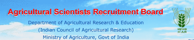 ASRB Recruitment 2018 Online Application Form