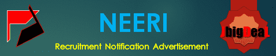 NEERI Project Assistant Recruitment 2019 Application Form