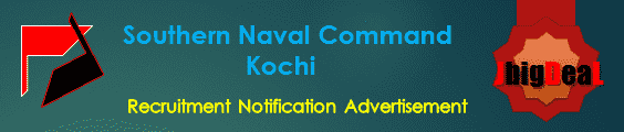 Southern Naval Command Kochi Recruitment 2018 Application Form