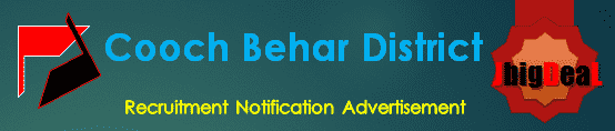 Cooch Behar District Recruitment 2018 Online Application Form