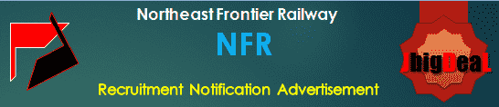 NFR Recruitment 2018 Application Form