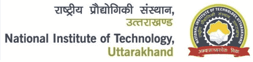 Nit Uttarakhand Recruitment 2018 Online Application Form