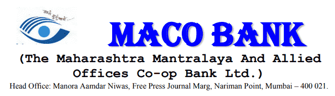 MACO Bank Recruitment 2018 Online Application Form