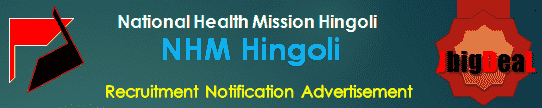 NHM Hingoli Recruitment 2018 Application Form
