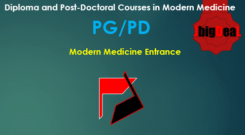 Diploma and Post-Doctoral Courses in Modern Medicine Admission in India