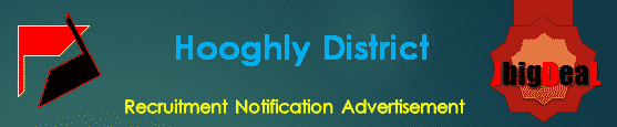 Hooghly District Recruitment 2019 Online Application Form