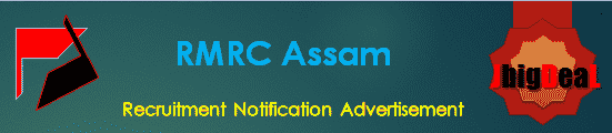 RMRCNE Recruitment 2019 Application Form