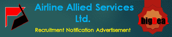 Airline Allied Services Ltd. Recruitment 2018 Application Form