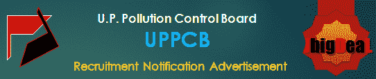 UPPCB Junior Research Fellows Recruitment 2020 Application Form