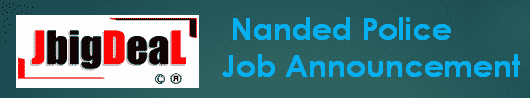 Nanded Police Recruitment 2019 Online Application Form