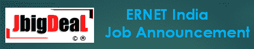 ERNET India Project Engineer Recruitment 2019