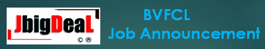 BVFCL Accounts Officer, Assistant Finance Manager, Finance Manager Recruitment 2019 Application Form