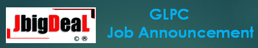 GLPC Computer Operator, Accountant & Assistant Recruitment 2019 Online Application
