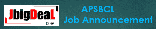 APSBCL ASO and AAO Recruitment 2019 Online Application Form