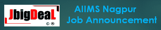 AIIMS Nagpur Nursing Officer (Staff Nurse Grade-II) Recruitment 2020 Online Application Form
