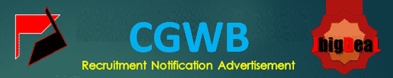CGWB Young Professionals & Consultants Recruitment 2020 Application Form