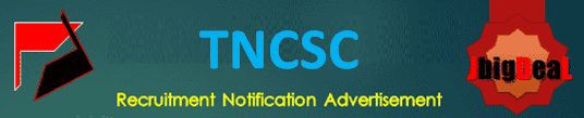 TNCSC Sales Person & Packer Recruitment 2020 Application Form