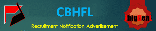 CBHFL Officer, Junior Office, Manager, etc. Recruitment 2020 Online Application Form