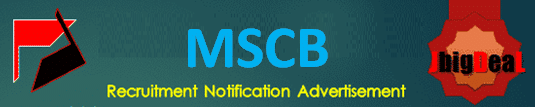MSCB Deputy Manager and Senior Account Assistant Recruitment 2020 Online Application Form