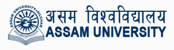 Assam University Professor, Associate Professor & Assistant Professor Recruitment 2020 Online Application Form