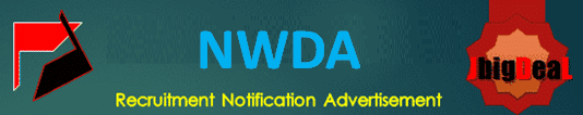 NWDA Assistant Engineer Recruitment 2020 Online Application Form
