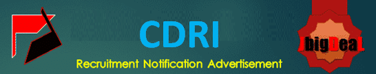 CDRI Technician, Technical Officer, etc. Recruitment 2021 Online Application Form