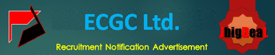 ECGC PO Recruitment 2021 Online Application Form