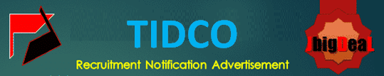 TIDCO Consultant Recruitment 2020 Online Application Form