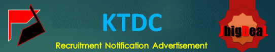 KTDC Assistant Cook Recruitment 2021 Application Form